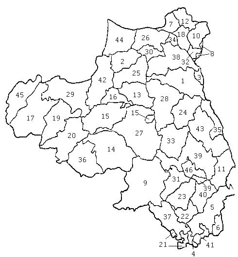 Derry Parishes