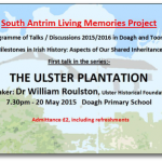 The South Antrim Living Memories Project