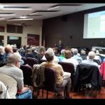 North American Lecture Tour - Chehalis, Chicago & Memphis.