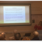 Pictures from our Lunchtime Lecture: Inclusive History.