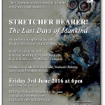 Stretcher Bearer! The Last Days of Mankind, at the Linen Hall Library.