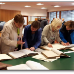 Irish Family History Course in Strathclyde Draws to a Close.