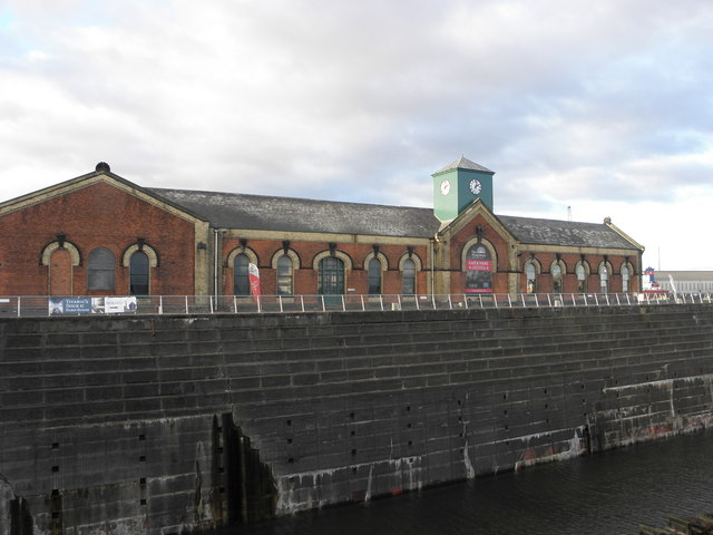 Titanic Dry Dock and Pumping House