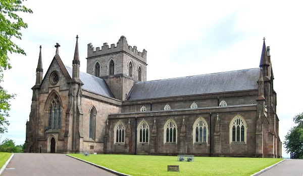 Saint Patrick's Cathedral Armagh