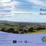 Bready Townland Markers Project