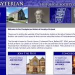 Presbyterian Historical Society Project