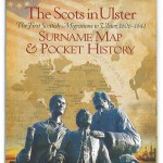 Scots in Ulster Surname Map