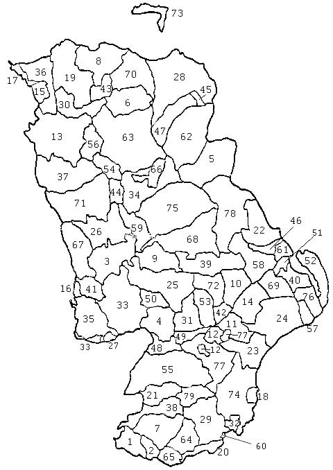 Antrim Parishes