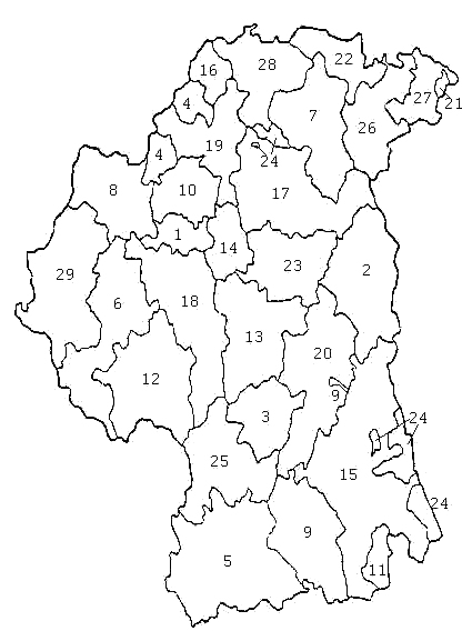 Armagh Parishes