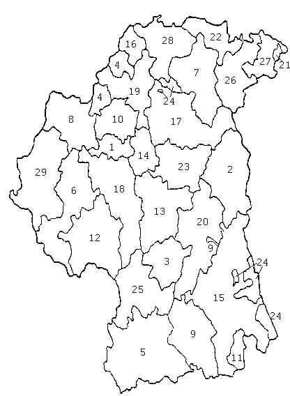 Armagh Parishes