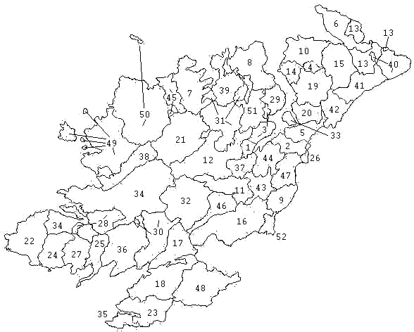 Donegal Parishes