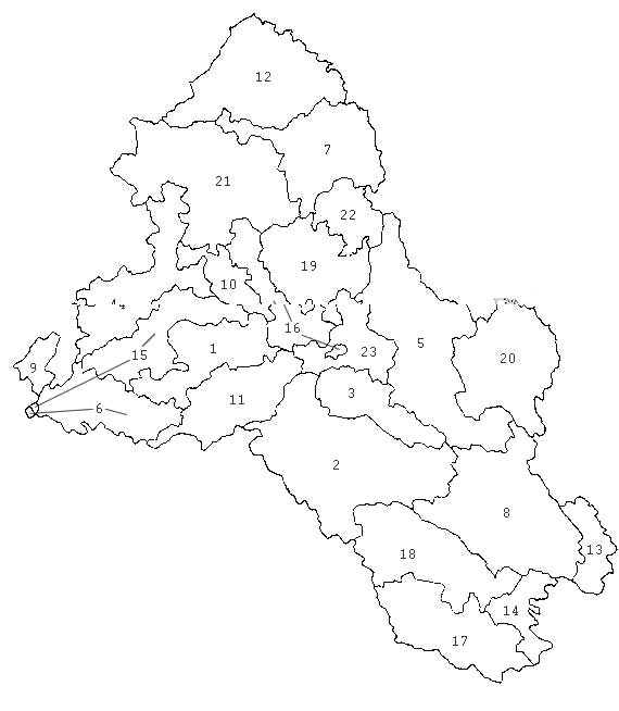 Monaghan Parishes