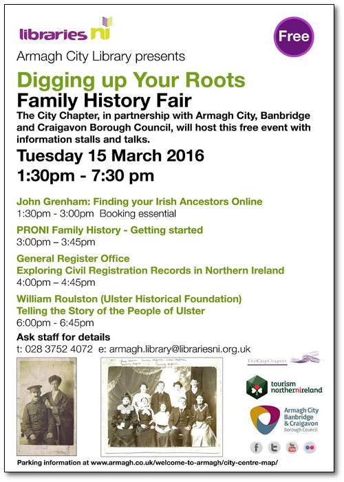 DiggingRoots - Ulster Historical Foundation