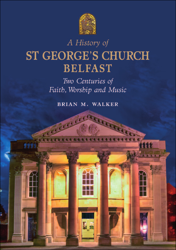 a history of st georges church cover