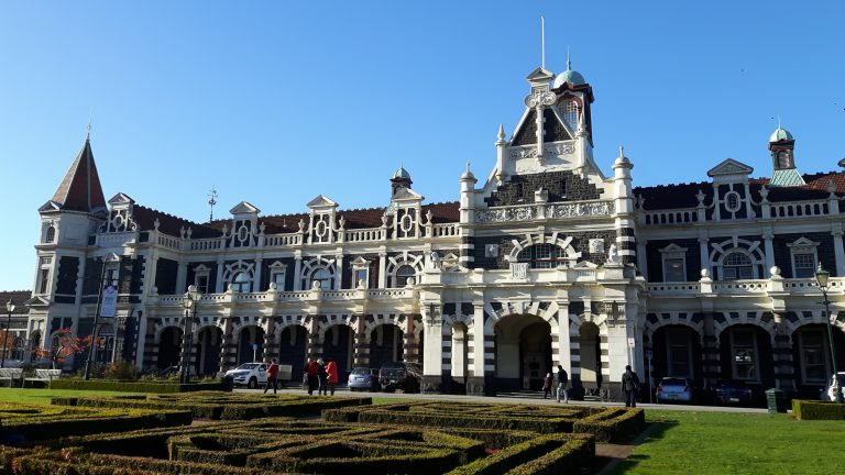 Australia/New Zealand Lecture Tour 6