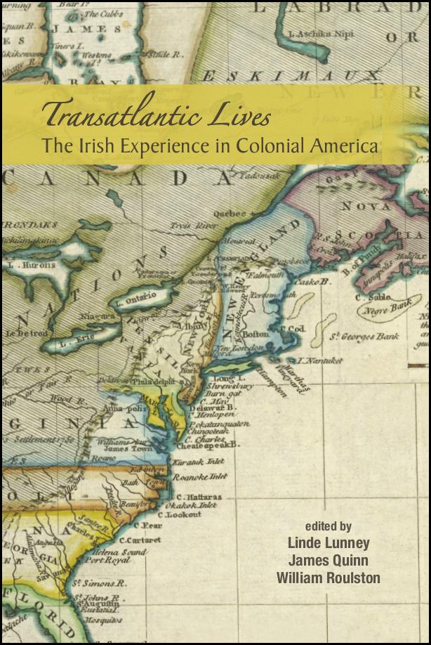 Transatlantic Lives Cover