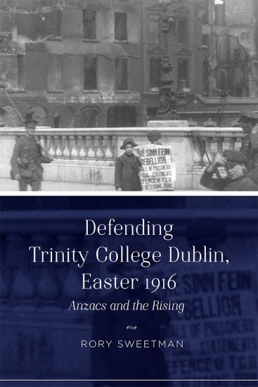 Defending Trinity Cover