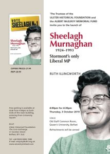 Sheelagh Murnaghan Invitation