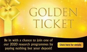 Golden Ticket Advert