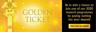 Golden Ticket Banner