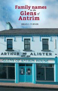 Family Names in the Glens of Antrim Cover